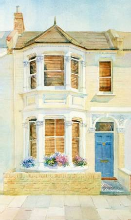 Picture of the Week: A typical terraced house in South London