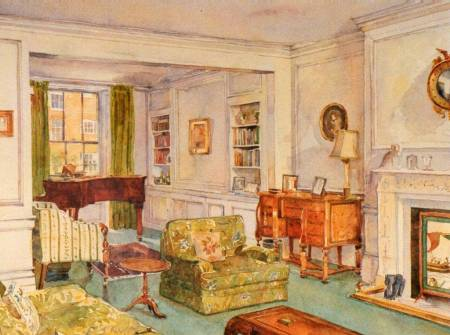 Picture of the Week: A domestic interior in Chelsea, London